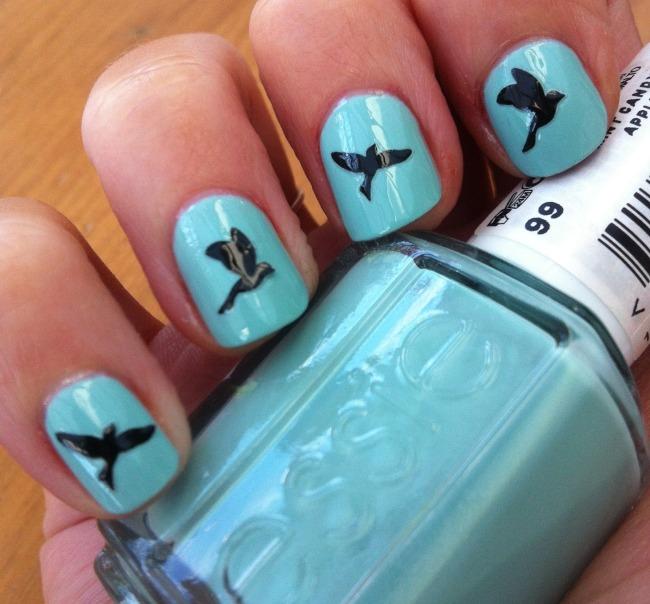Nail-Art.